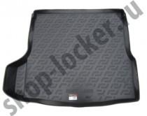 Коврик в багажник Mazda 3 sedan 2013- полимерный L.Locker
