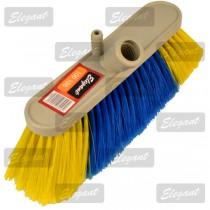 Щетка для мытья  20 см / 6 рядов (под шланг) Elegant