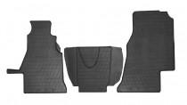 Stingray Коврики резиновые Mercedes Sprinter 95-/VW LT 2 95- (1+2)