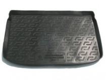Коврик в багажник Mercedes A-class (W169) hatchback 2008-2012 полимерный L.Locker