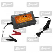Elegant Импульсное зарядное устройство  Compact 6V/12V/4А для авто/мото аккумуляторов