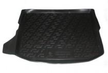 Коврик в багажник Mitsubishi ASX 2010-  полиуретановый L.Locker