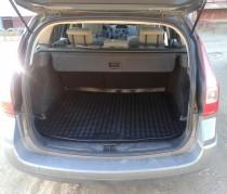 Коврик багажника Renault Megane II Wagon 2002-2009  полиуретановый Novline