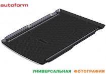 Коврик багажника Skoda Octavia A5 SD полиуретановый Autoform
