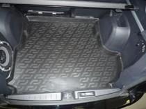 Коврик в багажник Mitsubishi Outlander XL 2007-2012 саб. полиуретановый L.Locker