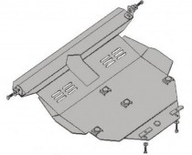 Кольчуга Защита двигателя BYD F3 2005-2011