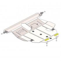 Кольчуга Защита двигателя BYD F3 2011-