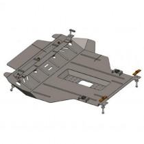 Кольчуга Защита двигателя Chery Amulet 2012-