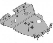 Кольчуга Защита двигателя Chery Eastar 2007-
