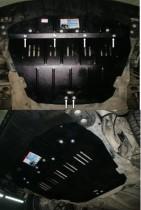 Кольчуга Защита двигателя Citroen Jumpy I/II 1995-2004-2007, V 2,0 HDI