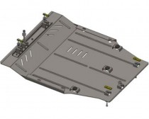 Кольчуга Защита двигателя Fiat Freemont  2011-