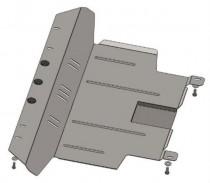 Кольчуга Защита двигателя Fiat Linea Classic 2007-