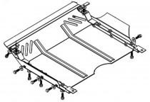Кольчуга Защита двигателя Geely CK 2005-2012, V 1.3