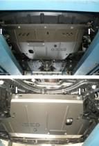 Кольчуга Защита двигателя Geely Emgrand EC7