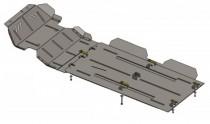 Кольчуга Защита двигателя Great Wall Wingle 6