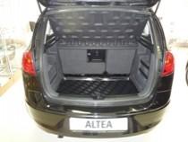 Коврик в багажник Seat Altea Freetrack 2007- полиуретановый L.Locker