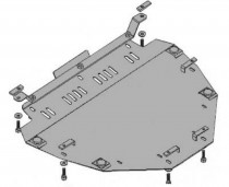 Кольчуга Защита двигателя Honda CR- V III 2007-2013