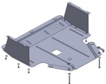 Кольчуга Защита двигателя Hyundai i-20 2008-2012 ZiPoFlex®