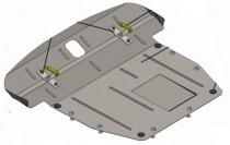 Кольчуга Защита двигателя Hyundai Santa Fe 2006-2012 ZiPoFlex®