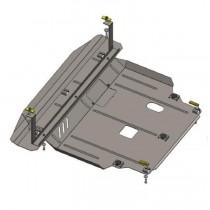 Кольчуга Защита двигателя Hyundai Santa Fe 2012- ZiPoFlex®, V 2.2 D