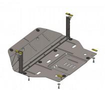 Кольчуга Защита двигателя Hyundai Tucson 2015- ZiPoFlex®