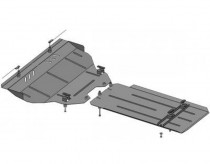 Кольчуга Защита двигателя Infiniti FX30D/FX37/QX70