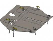 Кольчуга Защита двигателя JAC J5/J6 2013-