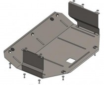 Кольчуга Защита двигателя JAC S5 2013-