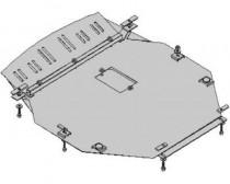 Кольчуга Защита двигателя Kia Carnival 2006- ZiPoFlex®