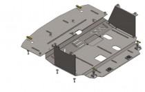 Кольчуга Защита двигателя Kia Ceed 2015- ZiPoFlex®