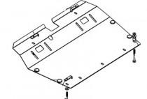 Кольчуга Защита двигателя Kia Opirus 2007-2010