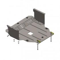 Кольчуга Защита двигателя Kia Picanto 2011-  ZiPoFlex®