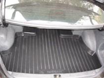 L.Locker Коврик в багажник Nissan Almera 2000-2006 sedan полимерный
