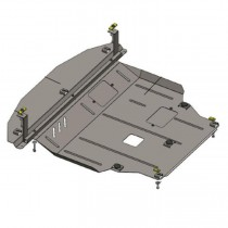 Кольчуга Защита двигателя Kia Sorento 2012-2015 ZiPoFlex®, V 2.2CRDI