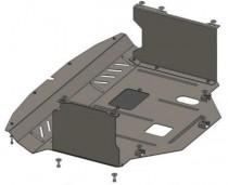 Кольчуга Защита двигателя Kia Soul 2014-