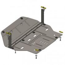 Кольчуга Защита двигателя Kia Sportage III 2010-2015 ZiPoFlex®