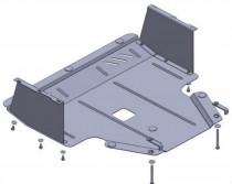 Кольчуга Защита двигателя Kia Venga 2010-