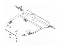 Кольчуга Защита двигателя Mazda Premacy/Mazda 5 1999-2005