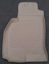 Autoform Коврики в салон глубокие полиуретановые Infiniti FX 35/45 2003-2008 бежевые