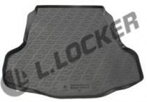 Коврик в багажник Nissan Teana 2008-2014 полимерный  L.Locker
