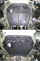 Кольчуга Защита двигателя Opel Combo C 2001-2011