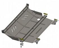 Кольчуга Защита двигателя Peugeot 208, V 1.6THP