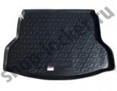 L.Locker Коврик в багажник Nissan X-Trail 2014- полимерный