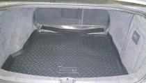 Коврик в багажник Opel Vectra C 2002-2008 полимерный  Nor-Plast