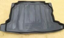 Коврик в багажник Opel Astra G (Classic) 1998-2010 полимерный  Mega Locker