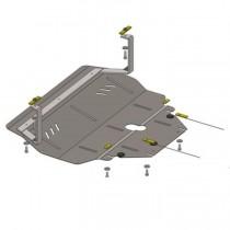 Кольчуга Защита двигателя Skoda Fabia II 2007-2014, V 1.2 TDI