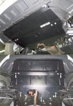 Кольчуга Защита двигателя Skoda Fabia III 2014-