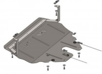 Кольчуга Защита двигателя Skoda Roomster
