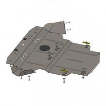Кольчуга Защита двигателя Skoda Superb I 2001-2008