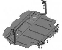 Кольчуга Защита двигателя Skoda Superb II 2008-2014